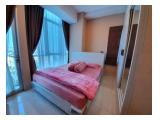 Sewa Apartemen Capitol Park Residences Salemba - Studio Fully Furnished