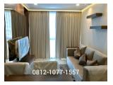 Disewakan Apartemen Ciputra World 2 Kuningan Jakarta Selatan – 1 & 2 BR Luxurious Fully Furnished