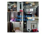 Dijual Apartement Suites Metro Bandung Type Studio dan 2Kmr Full Furnished