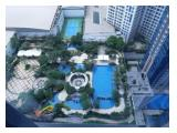 Sewa Apartemen Casa Grande Residence Phase II Tower Chianti 2 Bedrooms 67 m2 New Unit Pool View by ERI Property