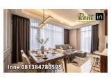 For Rent Apartment South Hills at Setiabudi, South Jakarta – Ready All Type 1 / 2 / 3 Bedroom Full Furnished