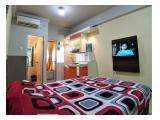 Disewakan Apartment Type Studio untuk Bulanan/Tahunan di Grand Emerald Apartment