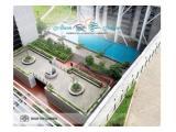 Sewa Apartemen Paddington Heights Alam Sutera dekat Binus/SGU/UBM/Synergy Office – Tipe Studio Fully Furnished Langsung Huni