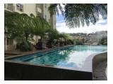 Disewakan Apartemen The Parahyangan Residence Ciumbeleuit Bandung – 1 Bedroom, 1 Living room 33 m2 Full Furnished
