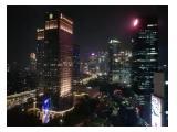 Sewa Apartemen Sudirman Suites - 3 BR 95 m2 Full Furnished, Brand New Unit, Harga Terbaik