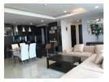 Sewa Apartemen Kemang Village – Tower Infinity 2 BR 132 Sqm Private Lift by ERI Property, Studio / 2 BR / 3 BR / 4 BR / Penthouse Fully Furnished