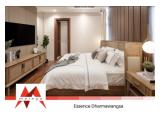 Disewakan Apartemen Essence Dharmawangsa – 2 BR+study and 3 BR With Nice Views, Spacious, Well Maintained at Friendly Price – By Malago Project