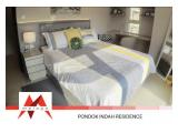 Disewakan Apartemen Pondok Indah Residence – 1,2,3 BR. Brand New, Nice Furnitures, Spacious at Friendly Price, by Malago Project