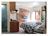 Sewa apartemen murah green pramuka city- harian bulanan dan tahunan bersih-baru