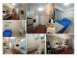 Dijual & Disewakan Bulanan Tahunan Apartemen Bassura City Jakarta Timur – Studio / 1 / 2 / 3 BR Furnished & Unfurnished