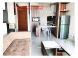 DISEWAKAN Apartemen Ancol Mansion 66m2 (Bagus dan Murah)