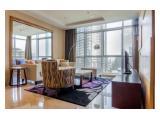 Sewa Apartemen Oakwood Premier Cozmo Kuningan Jakarta Selatan – 1 BR + 1 Study Fully Furnished