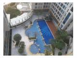 Sewa Apartemen Casa Grande Mirage 1 BR 51 sqm  Big & Cheap, Pool View, have Bathtub and Balcony by ERI Property