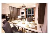 Disewakan Apartment Ciputra World Jakarta 2, The Orchard Tower – 1BR , 1BR+1, 2 BR Luxurious Fully Furnished