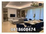 For Rent Apartment Residence 8 Senopati (SCBD) Available All type 1 / 2 / 3 Bedrooms Fully Furnished