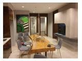 Sewa Apartemen The Elements Kuningan, Jakarta Selatan – 3+1 BR 119 m2 Fully Furnished