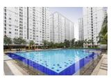 Disewakan 1 Unit Studio Apartemen Green Palace Kalibata City Tower Lotus Full Furnished