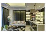 Disewakan Apartemen Capital Residences SCBD, Sudirman Jakarta Selatan – Ready 2 / 3 / 4 BR Fully Furnished