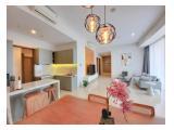 BEST PRICE, Sewa / Jual Apartemen 1Park Avenue Gandaria Jakarta Selatan – 2 / 2+1 / 3 Bedrooms Fully Furnished by In House Agent