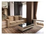 Disewakan Gandaria Heights Apartment - 2 Bedrooms + Study room Fully Furnished