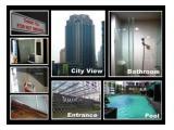 Disewakan Apartemen Tamansari Semanggi di Jakarta Selatan – Studio 31 m2 Full Furnished