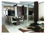 Disewakan Apartemen Residence 8 Senopati 1BR / 2BR / 3BR Fully Furnished