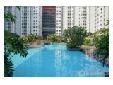 Sewa Apartemen Green Bay Pluit Jakarta Utara – Studio 21 m2 Fully Furnished, Harga Murah – Tower Gardenia Lantai 25