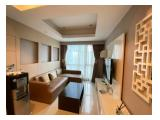 Disewakan Apartemen Casa Grande Residence Tower Montana 1 Bedrooms luas 53 Sqm Fully Furnished