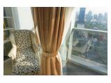 Disewakan Apartment Casa Domaine Jakarta Pusat (Shangri-La Hotel Area) – Brand New 2 & 3 BR Luxurious Design