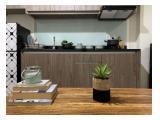 Disewakan Apartemen The Accent Bintaro - 1 Bedroom & 2 Bedroom Fully Furnished