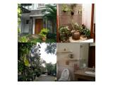 For Rent Town House Taman Aarden Menteng