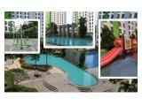 Fasilitas Playground and Swimming Pool