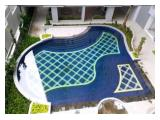 Puncak Dharmahusada Tower A Tipe 2BR lantai 01 view pool