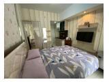 Furnished 2BR Tower Caldesia The Springlake Apartment Summarecon Bekasi
