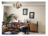 Disewakan Apartemen Botanica Simprug Jakarta Selatan – 3+1 BR (288 sqm) Private Lift & Fully Fusnished