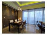 Disewakan Apartemen Anandamaya Residence 2 / 3 / 4 Bedroom All Type Fully Furnished