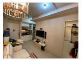 Ruang tamu & dapur