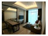 For Rent Apartemen South Hills di Kuningan, South Jakarta – 2 Bedrooms Luxurious Full Furnished