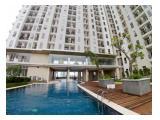 Disewakan Apartemen Elpis Residence Gunung Sahari Jakarta Pusat – 2 BR  42.3 m2 Full Furnished