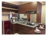 Disewakan/ For Rent Apartemen Puncak Bukit Golf 2 BR, Fully Furnished