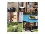 Disewakan Apartemen The Mansion At Dukuh Golf Kemayoran Bougenville Jakarta Pusat 1BR Fully Furnish