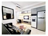 For Rent Newly Renovated Aspen Residences Jakarta Selatan - 2 Bedrooms
