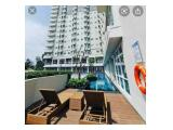 Sewa Apartemen Bintaro Icon Tangerang Selatan - Studio Deluxe Fully Furnished Cozy and Private