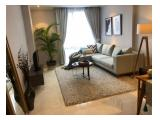 Disewakan Apartemen FX Residence Sudirman – 2 Bedrooms -  Full Furnished - FX048