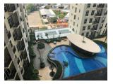 Disewakan Apartment Puri Orchard 1 BR Luas 35sqm Furnished - Pool View