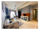 Disewakan Tahunan / Bulanan Apartemen Mediterania Garden Residences Jakarta Barat – 2 BR Full Furnished