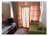 Sewa Apartemen Salemba Residence Jakarta Pusat - 2BR Full Furnished