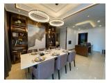 Disewakan Anandamaya Residence - 2 Bedroom Grande Brand New Unit with Luxury Interior