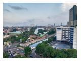 Best price type studio furnished disewakan bulanan apartemen maple park sunter jakarta utara