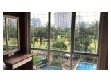 Townhome Gloria, The Mansion Kemayoran, 3+1BR, luas 116m2, fullfurnished.